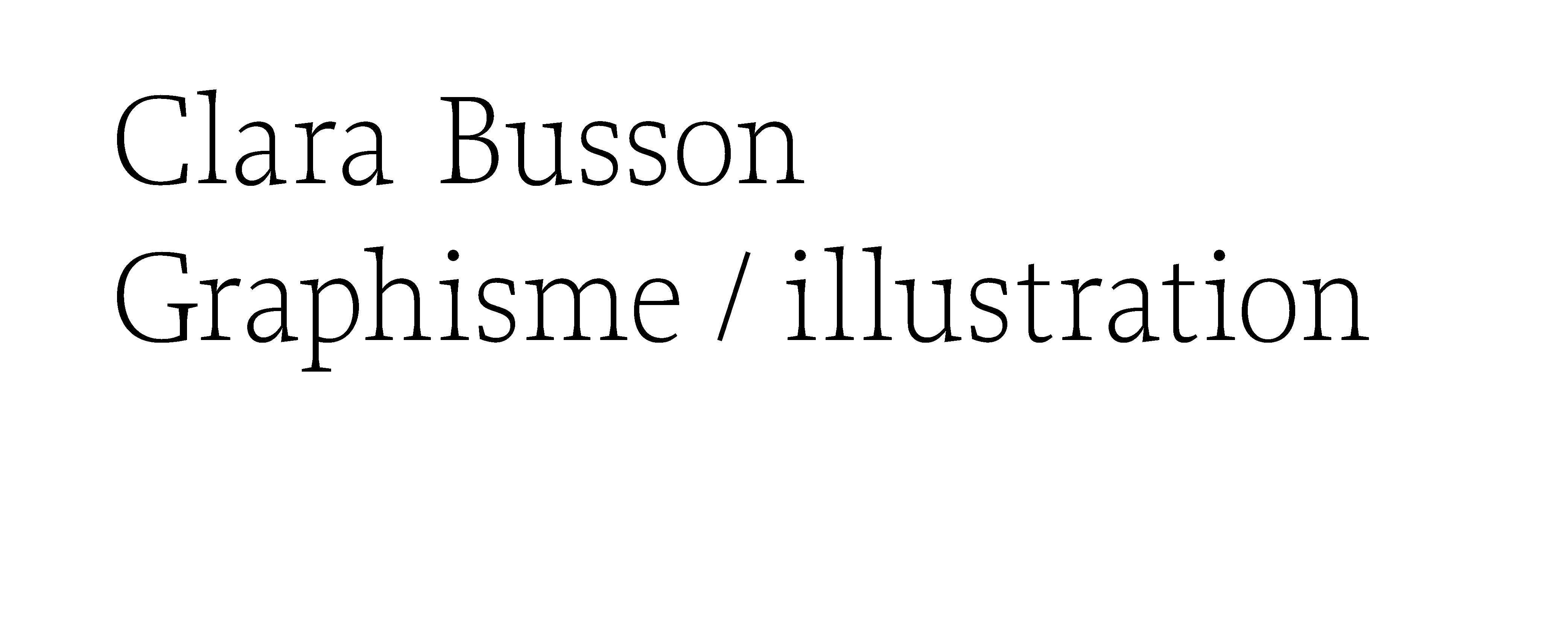 clarabusson.com