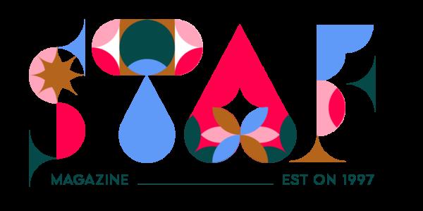 Logo pour STAF MAgazine
